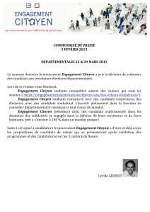 COMMUNIQUÉ DE PRESSE EC ROUEN 20150205